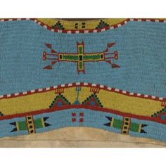 Lakota Sioux Beaded Dress, 1880s   Lots   March in Montana