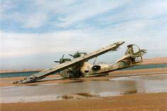 Abandoned Flying Boat
