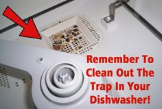 DIY How To Keep Your Dishwasher Clean and Smelling Fresh.