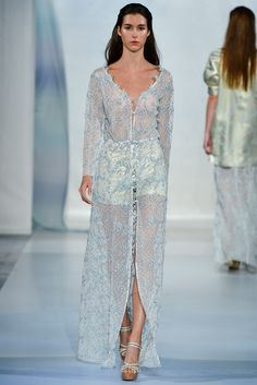 Luisa Beccaria Spring 2014 Ready-to-Wear Fashion Show