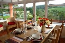 Parsons Grove Holiday Cottages, Earlswood, Chepstow, Gwent, Monmouthshire. Self Catering Wales.