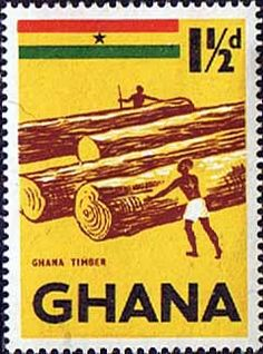 Ghana 1959 SG 215 Timber Fine Mint SG 215 Scott 50 Condition Fine MNHOnly one post charge applied on multipul purchases Details