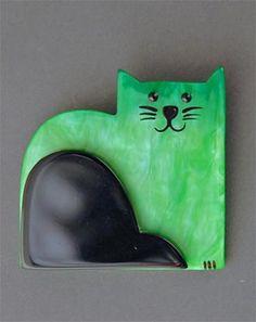 Marie-Christine Pavone Cats  #16