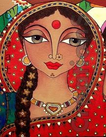 👩🎨She delivers the essence of nature through her With painting, illustration, and photography as her primary art forms, Rachana Saurabh portrays Creation and with riveting aesthetic design and sharp, impressive photography. Madhubani Art, Madhubani Painting, Fabric Painting, Painting & Drawing, Painting Tips, Rajasthani Art, Indian Folk Art, India Art, Indian Art Paintings