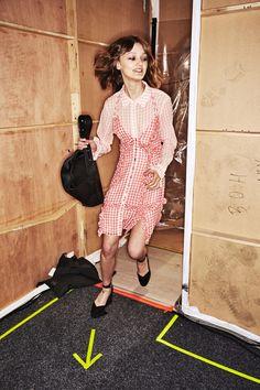 920bac8a1aa Sonny Vandevelde - Hansen   Gretel Resort 2018 Fashion Show Sydney Backstage