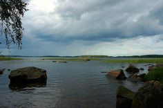Lake near Tingsryd, Sweden