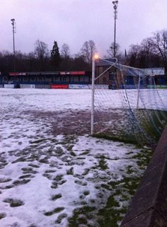 Matlock Town vs Belper Town - Match Off