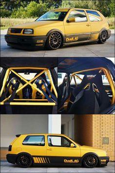 Volkswagen Golf MK3
