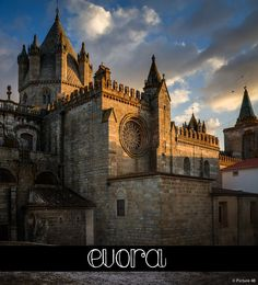 Evora, Portugal - Explore the World with Travel Nerd Nici, one Country at a… Places In Portugal, Visit Portugal, Spain And Portugal, Portugal Travel, The Places Youll Go, Great Places, Places To See, Beautiful Places, Algarve