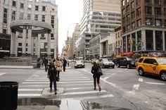 Crosswalk v. Street