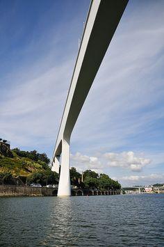Ponte São João  www.webook.pt #webookporto #porto #pontes
