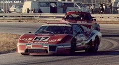 Daytona 24 hours 1979 #67 - Ferrari 512 BB - JMS Racing-Pozzi