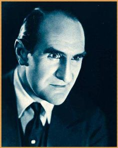 Hollywood Legend Ernest Torrence-was a famous silent screen actor, of the Golden Era... He made over 50 films, and was one of the great actors!
