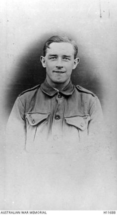WWI, 15 Feb 1917; Pt Charles A Harris was KIA, France, and buried where he fell. His grave could not be located after the Armistice and he is commemorated on the Villers-Bretonneux Memorial. -AWM