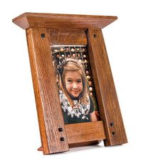 Arts  Crafts Picture Frame Woodworking Plan by Woodcraft Magazine