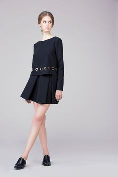Rachel Zoe | Fall 2014 Ready-to-Wear Collection | Style.com