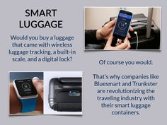 Smart Luggage  5 Tech Upgrades for Smarter Travel (AKA How to Never Lose Your Luggage Again) adamnettlefold.org
