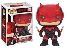 Daredevil (Red suit) Marvel - Funko POP! - #Daredevil #Marvel #Netflix #Funko #Funkopop