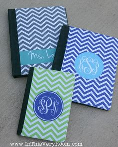 Chevron Stripes Rocks! Love these for iPads, Kindles & Nooks!