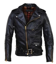 RocketGarage Cafe Racer: Motorcycle Jacket