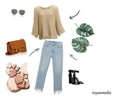 """""""get ready for autumn"""" by resyarizky ❤ liked on Polyvore featuring Free People, M.i.h Jeans, Kendall + Kylie, Christian Dior, Chloé and simple"""