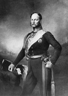 Kaiser Wilhelm I became the first German Emperor in Under his Chancellor. Military Dresses, Military Uniforms, Von Hohenzollern, Otto Von Bismarck, Empire, Cities In Europe, Modern City, Prussia, German Army