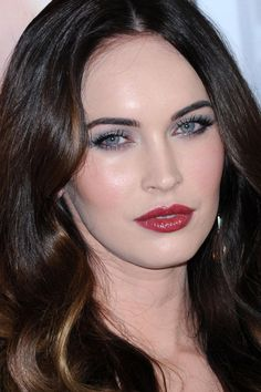 Shades Of Red Hair, Blonde Hair Shades, Blonde Hair Looks, Platinum Blonde Hair, Megan Fox Hair, Megan Denise Fox, Perfect Hair Color, Perfect Lips, Spring Hairstyles