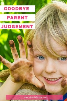 Goodbye Parent Judgement, Hello Adorable Live Grenade | How many of us thought that we would be different parents than we would be!  You are not alone!