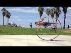 Zen & the Art of the Simple Wheel is a web series dedicated to the rapidly growing culture of Roue Cyr. It was an absolute treat working with Sam Tribble. He...