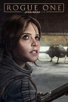 Rogue One - A Star Wars Story  by Fernando Goni
