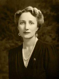 Crown Princess Märtha of Norway c. 1940