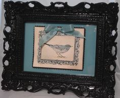 Holly's Stamping Addiction: Blue Bird Picture