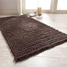 geh kelter l ufer badematte teppich grau d i y pinterest teppich grau badematte und. Black Bedroom Furniture Sets. Home Design Ideas