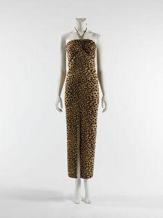 exposition dalida robe leopard 1979