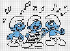 Smurfs musicais