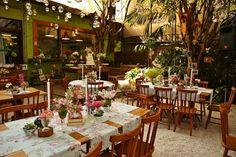 Casamento No Restaurante   Vestida de Noiva   Blog de Casamento por Fernanda Floret