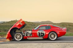 Daytona Shelby Cobra Coupe...