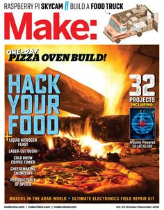 Read articles from the magazine right here on Make:. Don't have a subscription…
