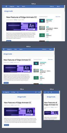 The Ultimate UX Design of: Responsive Web Design Navigation