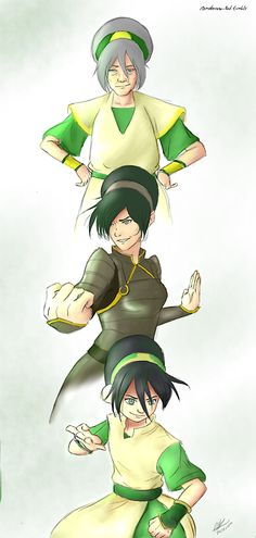 The original Beifong
