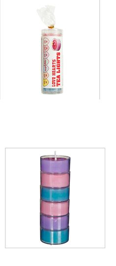 i NEED these cute love heart candles! how cute are they! want want want