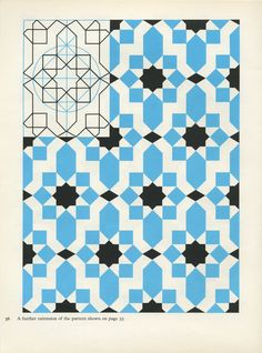 looking for quilt inspiration in Islamic art patterns. Geometric Patterns, Geometric Designs, Tile Patterns, Pattern Art, Textures Patterns, Print Patterns, Zentangle Patterns, Islamic Art Pattern, Arabic Pattern