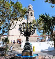 Church in Canet de Mar