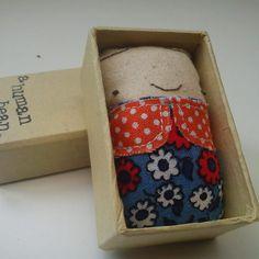 Tiny human bean friends make me smile - I like tiny. by Stuffed Nonsense