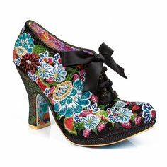 Dizzy Diva - Irregular Choice shoes by Dan Sullivan