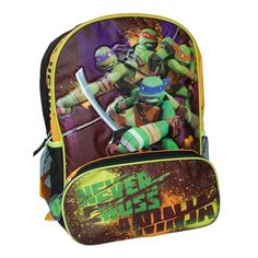 eca6fadf31 TMNT Backpack  gt  gt  gt  This is an Amazon Affiliate link. Find
