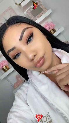 At home nose job👃🏼 <br> Make Up Tutorial, Makeup Tutorial For Beginners, Beginner Makeup, Makeup Videos, Makeup Tips, Makeup Goals, Makeup Tutorial Foundation, Baddie Makeup, Creative Makeup Looks