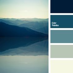 Free collection of color palettes ideas for all the occasions: decorate your house, flat, bedroom, kitchen, living room and even wedding with our color ideas. Red Color Schemes, Green Colour Palette, Color Palette Blue, Bedroom Paint Colors, Interior Paint Colors, Blue Color Pallet, Color Plan, Color Balance, Color Swatches