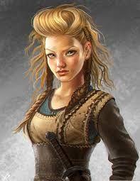 lagertha - Google Search Fantasy Life, Fantasy Rpg, Anime Fantasy, Lagertha, Steampunk Hairstyles, Viking Hair, Photoshop Cs5, How To Draw Hair, Steampunk Fashion