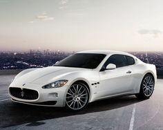 Maseratti, some things just speak for themselves.